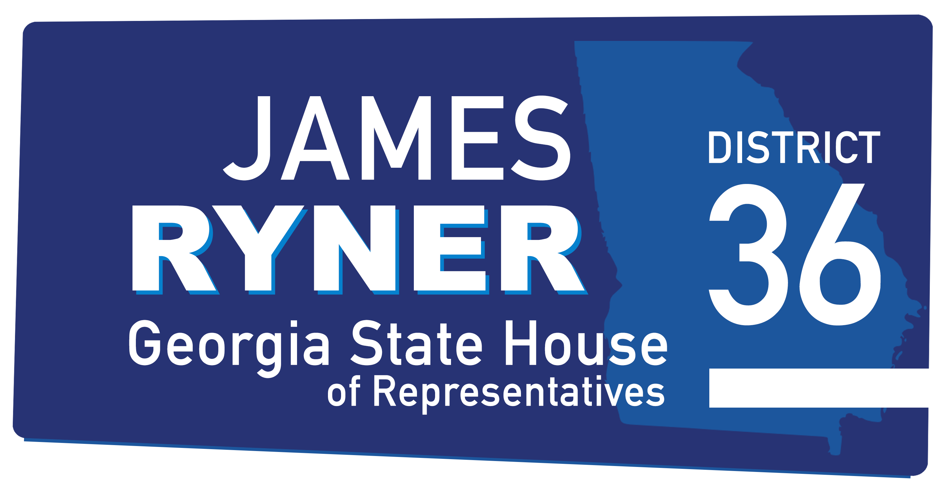 James Ryner for GA Legislature